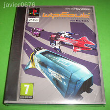 WIPEOUT OMEGA COLLECTION NUEVO Y PRECINTADO PAL ESPAÑA PLAYSTATION 4 PS4