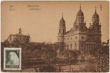 JASI - MITROPOLIA - JASSY - KATHEDRALE (ROMANIA)