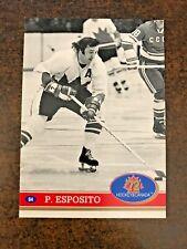 1991 Future Trends Hockey Canada 72 Phil Esposito #84