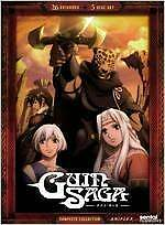 GUIN SAGA COMPLETE COLLECTION - DVD - Region 1 - Sealed