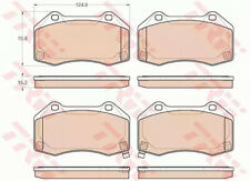 Brake Pad Set, disc brake TRW GDB1979