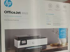 Brand NEW Factory Sealed HP OfficeJet 8022 All-in-One Inkjet Color Printer