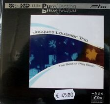 The Best Of Play Bach-UHD-CD von Jacques Trio Loussier (2013) LIM-UHD-067