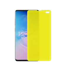 3 Anti Scratch Lcd Full Screen Cover Protector Film For Samsung Galaxy S10 Plus