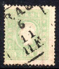 Austria: 1858 Franz Josef 3 kr. Mi. 12 II used