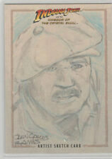 Indiana Jones Action Collectable Trading Card Singles