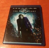 The Dark Knight Blu-ray Christian Bale , Michael Caine , Heath Ledger
