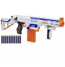 NEW Version Nerf N Strike Elite Retaliator Blaster Nerf Gun with Darts Bullets