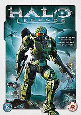 Halo Legends [DVD] [2010], DVD | 5051892012218 | New