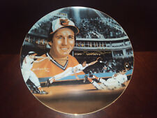 "Brooks Robinson Sports Impressions 10"" autograph edition plate #745 of 1000"