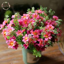 Artificial Flowers Orchid Hybrid Bouquet Wedding Flower Arrangement Home Decor