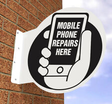 MOBILE PHONE SCREEN REPAIR SHOP SIGN IPHONE SAMSUNG IPAD SIGN PROJECTING SIGN
