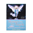Messages From Your Angels Oracle Cards A 44-Card & a Guidebook Party Board Game