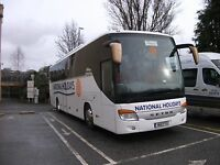 National Holidays NH11PTH 6x4 Quality Bus Photo