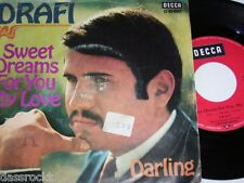 "7"" - Drafi Deutscher / Sweet Dreams for you my Love & Darling - 1968 # 0593"
