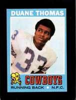 1971 TOPPS #65 DUANE THOMAS EXMT (RC) COWBOYS  *XR22624
