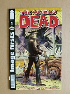 Walking Dead #1 (2010 Image Comics) Image Firsts ~ High Grade FN+