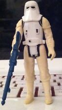 Vintage Star Wars 1980 Imperial Hoth Stormtrooper Loose Figure + Weapon HK COO