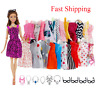 Doll Dresses, Shoes and jewellery Clothes Accessories 30 Item / Set