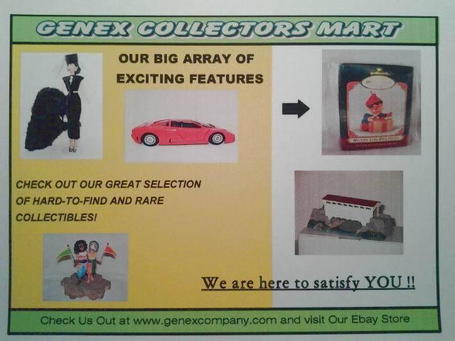 Genex Collectors Mart
