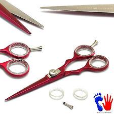 Professional Barber Salon Scissors Haircutting Shear Sharp Blade Beauty Tool New