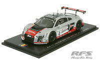 Audi R8 LMS Ultra - 24 Hours of Spa 2015 - Stippler / Müller - 1:43 Spark SB106