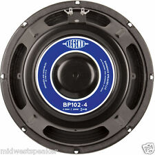 "Eminence LEGEND BP102-4 10"" Bass Guitar Speaker 4 ohm 200 Watt FREE US SHIPPING!"
