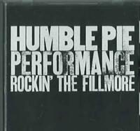 HUMBLE PIE - ROCKIN' THE FILLMORE NEW CD