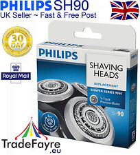 Philips SH90 Shaving Foils/cutters for series 9000 or RQ12+ replacements