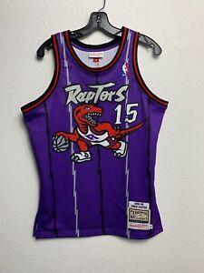 Mens Mitchell & Ness NBA Toronto Raptors Vince Carter Dino M&N Vintage (M)
