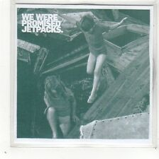 (GD471) We Were Promised Jetpacks, Roll Up Your Sleeves - 2009 DJ CD