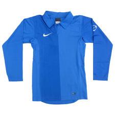 Nike Boys Long Sleeved Sports Top Blue Nike Fit 6-8 Y or 8-10 Years