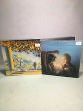 The Moody Blues 2 Record Lot The Present Every Good Boy Deserves Favor LP Vinyl
