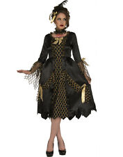 Decapitated Damsel Adult Women Undead Victorian Zombie Costume-STD