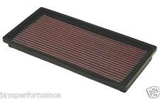 KN AIR FILTER RICAMBIO PER SAAB 9-3, 1998-2000
