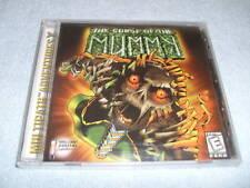 THE CURSE OF THE MUMMY - Windows 95/98 - PC / CD-ROM - NEW