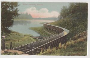 VICTORIA - Water Reseves Ballarat, coloured vintage postcard, early 1900s