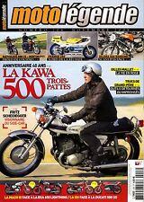 Motolegende Nr. 206 von 2009 Perfekt Zustand die Kawa 500 3 Pfoten