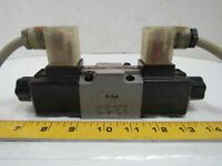 Details about  /Husky Hydrolux Hydraulic Directional Proportional Solenoid Control Valve WE42P06