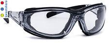 Infield Schutzbrille Mirador UV-Schutz beschlagfrei kratzfest + Kopfband