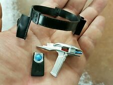 1/6 Scale Star Trek PIKE'S BELT Handle phaseurs + communictor for 12 inch Figure