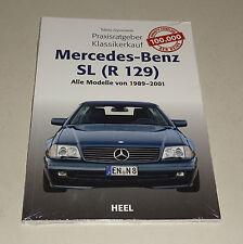 Mercedes Benz 280 SL 300 SL 320 SL 500 SL - R 129 - Praxisratgeber Klassikerkauf