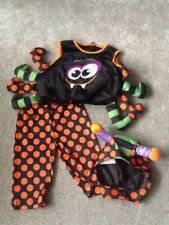 Baby Halloween spider outfit 6/12 months