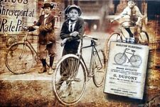 Back Alley - Original Painting on Canvas by artist William III