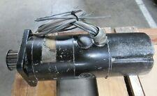 Egampg Torque System Pm Field Dc Servo Motor Sn 216997 From Kasuga Mill Z Axis