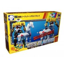 DYNAMITE ACTION S! KOTETSU JEEG & PANTHEROID ROBOT D'ACCIAIO DIE CAST EVOLUTION