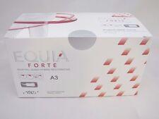 Dental GC Equia Forte Fil A2 or A3  Bulk fill glass hybrid restorative