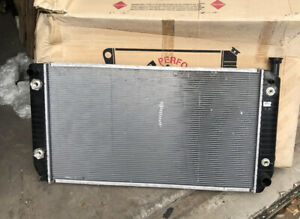 """Radiator For C2500 C3500 K2500 K3500 Suburban C3500HD 7.4 V8 2 row 2 3/16"""""""