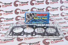 Arp Head Stud Kit & Cometic Head Gasket 83mm Honda/Acura B18A B18B Non Vtec Blck