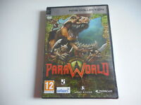 JEU PC DVD ROM NEUF - PARAWORLD - HITS COLLECTION